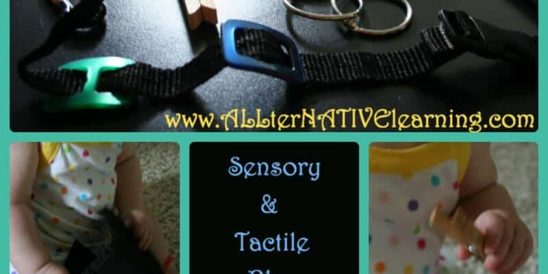 Household Learning Sensory Play