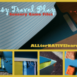 Travel Activities for Babies and Toddlers