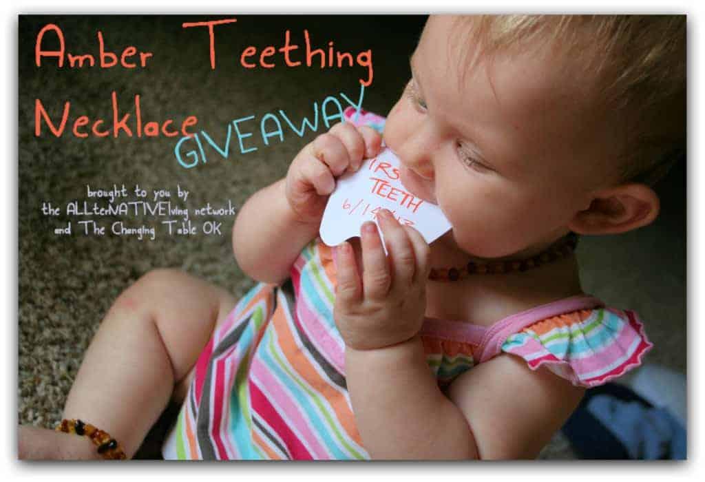 Teething Options Beyond Medicine & Plastic