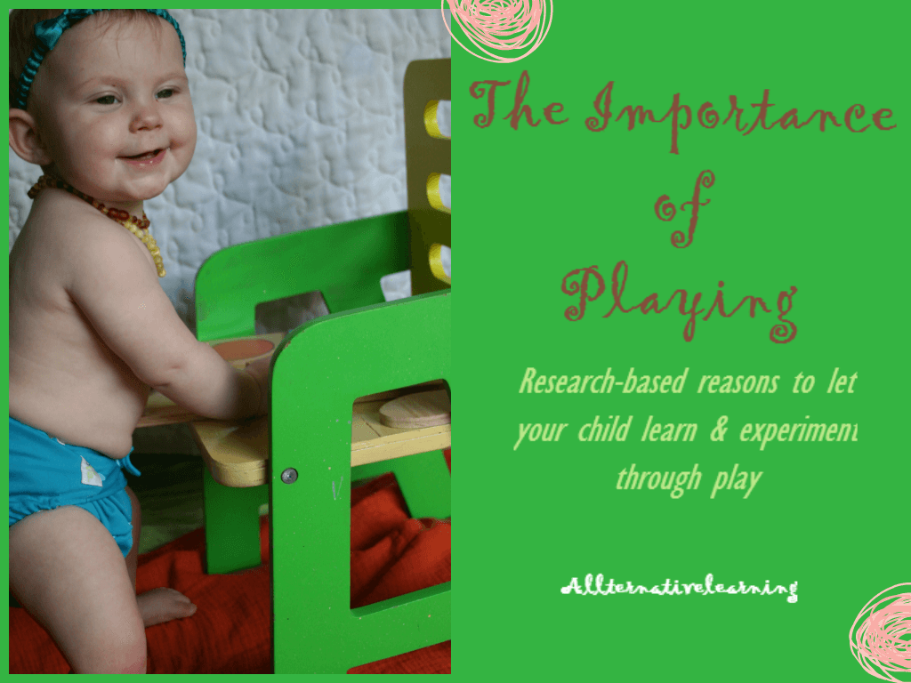 Playing with pincer grasp and childhood development
