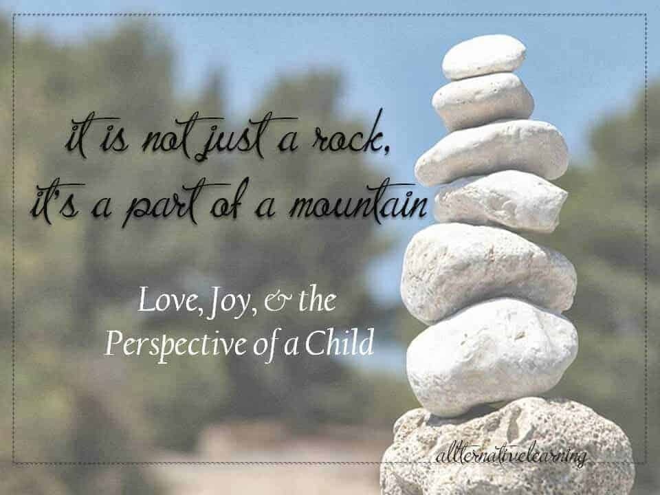 Love and Joy fruits of the spirit