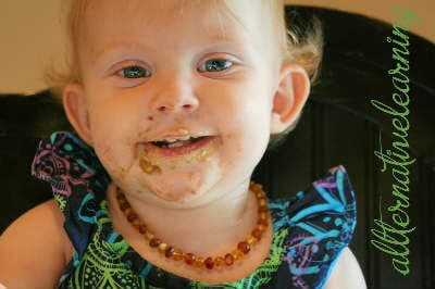 Baby Led Weaning, Purees, and What Comes Natural.