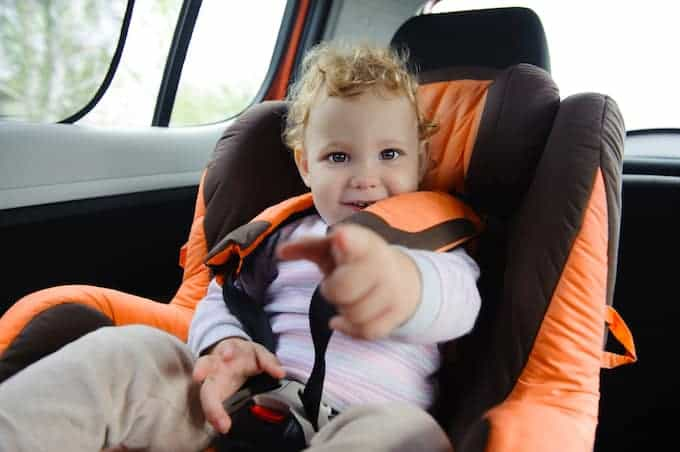 Do you need to see research behind Extended Rear Facing car seats? Here it is.