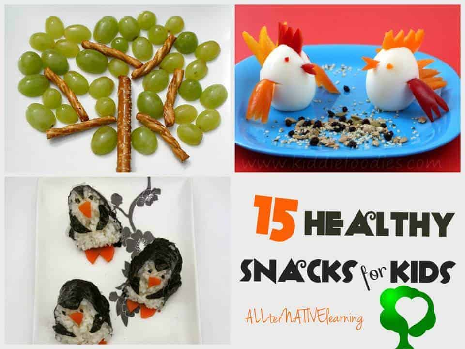 health kids snacks