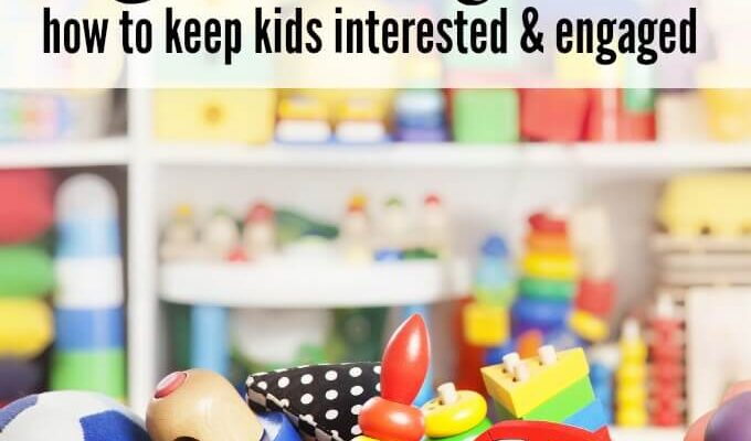 Toy rotation ideas - how to keep kid interested and engaged in the things they have. A great system to adopt especially before the holidays and birthdays.