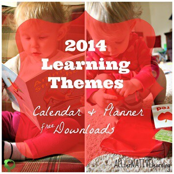 learning themes tot school montessori
