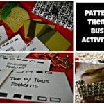 pattern busy bags by theme
