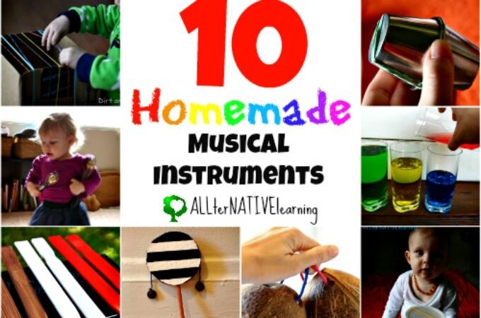 10-homemade-musical-instruments ideas