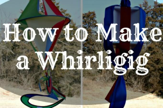 how-to-make-a-whirligig recycle craft