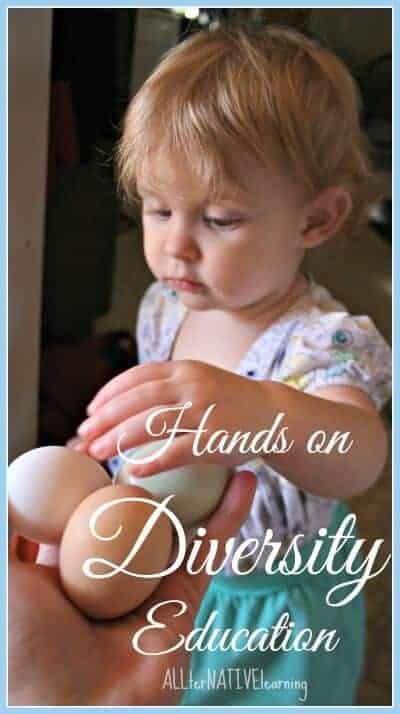 Exploring diversity with farm eggs