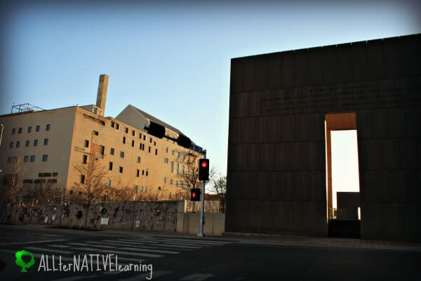 Oklahoma City Bombing Museum and Memorial