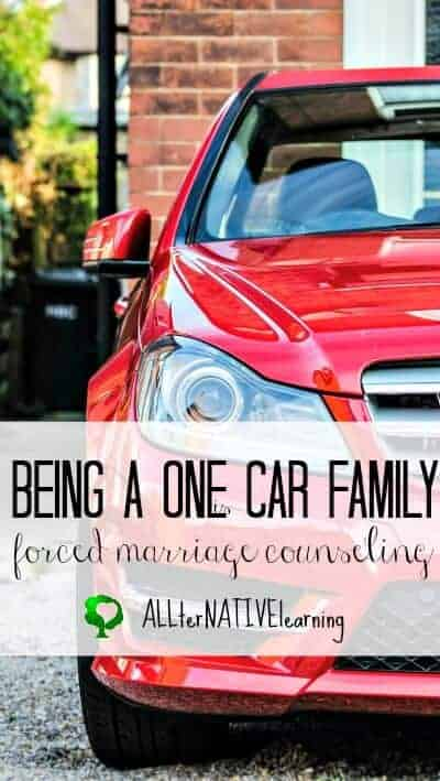 One Car Family tips and benefits