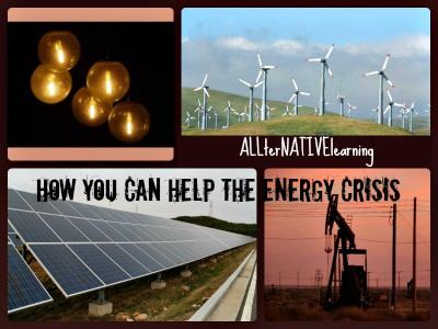 How to help the energy crisis