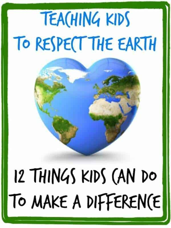 Teaching Kids to Respect the Earth | Kara Carrero