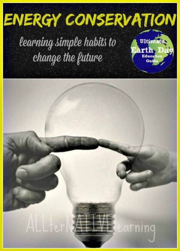 energy conservation through simple habits