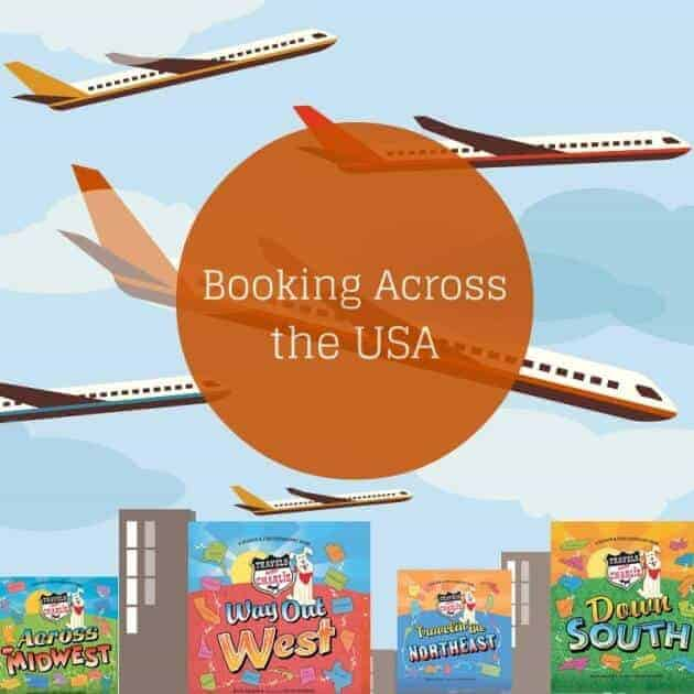 Booking Across the USA | Oklahoma | ALLterNATIVElearning.com