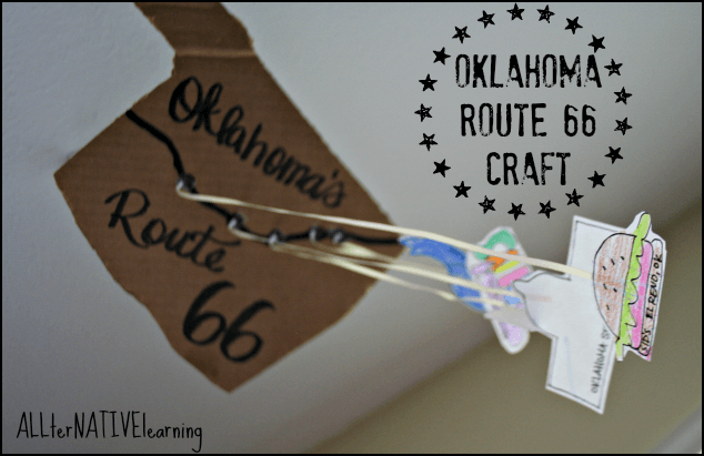 Oklahoma Route 66 Mobile Finished Product