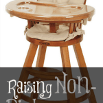 Raising non-picky eaters