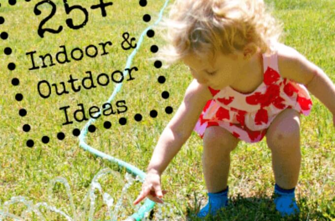25+ Activities for Toddlers at Home without Using Toys