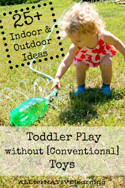 25 activities for toddlers at home without using toys