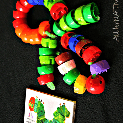 The Very Hungry Caterpillar Book and Complete Extension Activity | ALLterNATIVElearning
