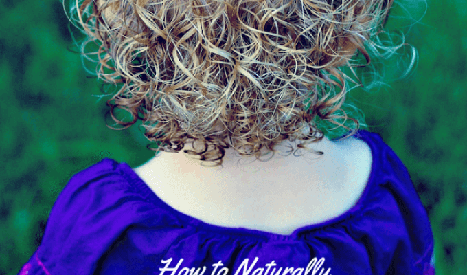 How to Detangle Matted Toddler Hair without Chemicals   ALLterNATIVElearning
