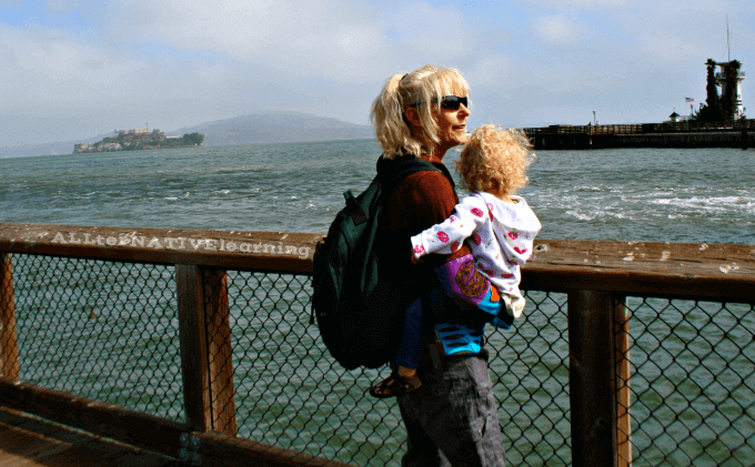 Watching Boats and Seals with a Toddler in San Francisco | ALLterNATIVElearning