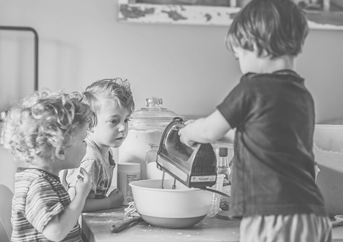 How to volunteer as a family and include easy acts of service for toddlers