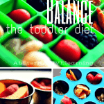 Healthy snack ideas for toddlers and how to balance their diets | ALLterNATIVElearning