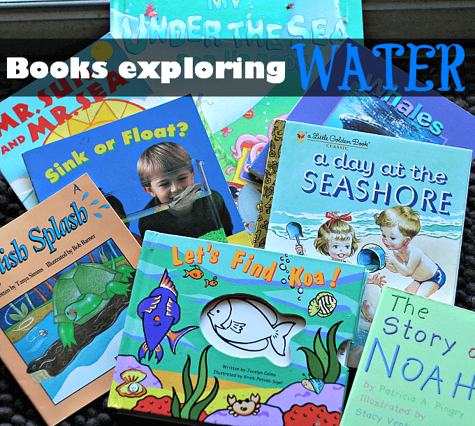 Books about the ocean for tots and young readers | ALLterNATIVElearning