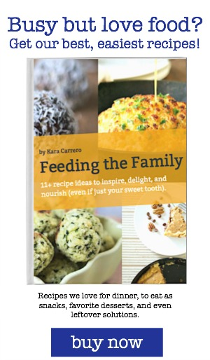 feeding the family ebook