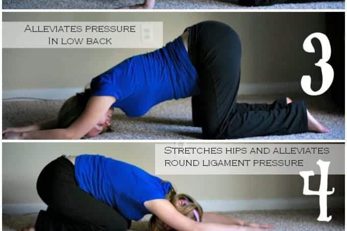 Optimized-pregnancy exercises