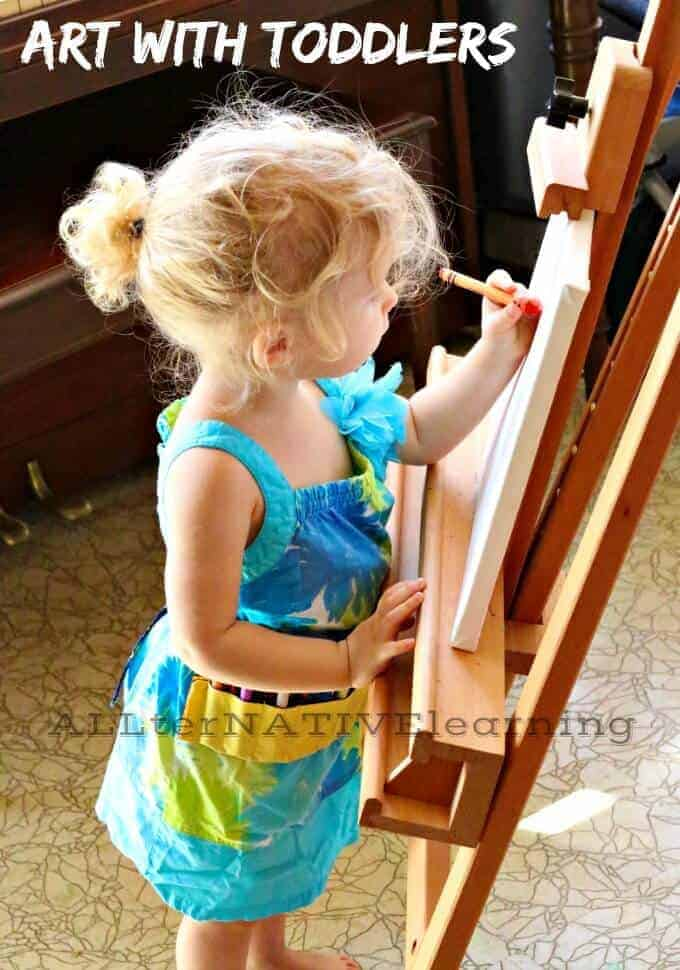 Fine Arts for Preschoolers and Toddlers – Sound, Music, and Art