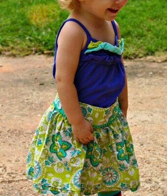 Letting toddlers pick out their clothes and summertime wardrobe | ALLterNATIVElearning
