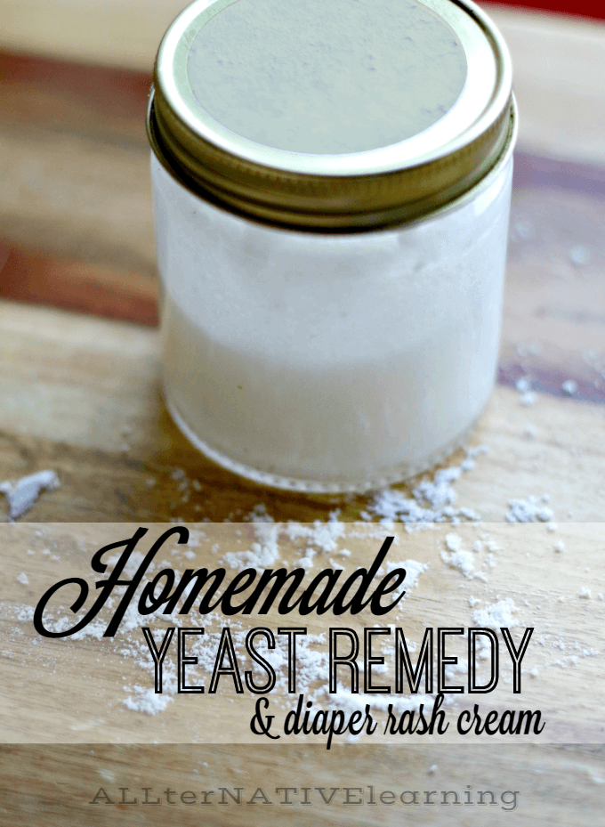 Homemade diaper yeast infection cream you'll be itching to try