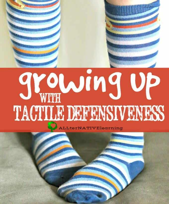 Dealing with tactile defensiveness and SPD as an adult