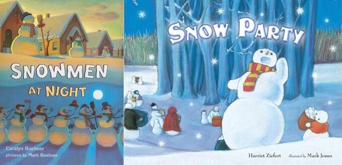 Snowmen-books