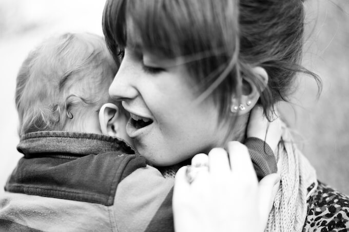 To the Mom of an Only Child – You are not a Lesser Mom