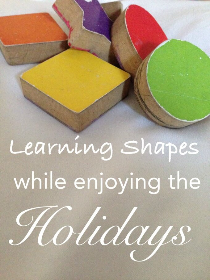 Learning Shapes While Enjoying the Holidays Resize