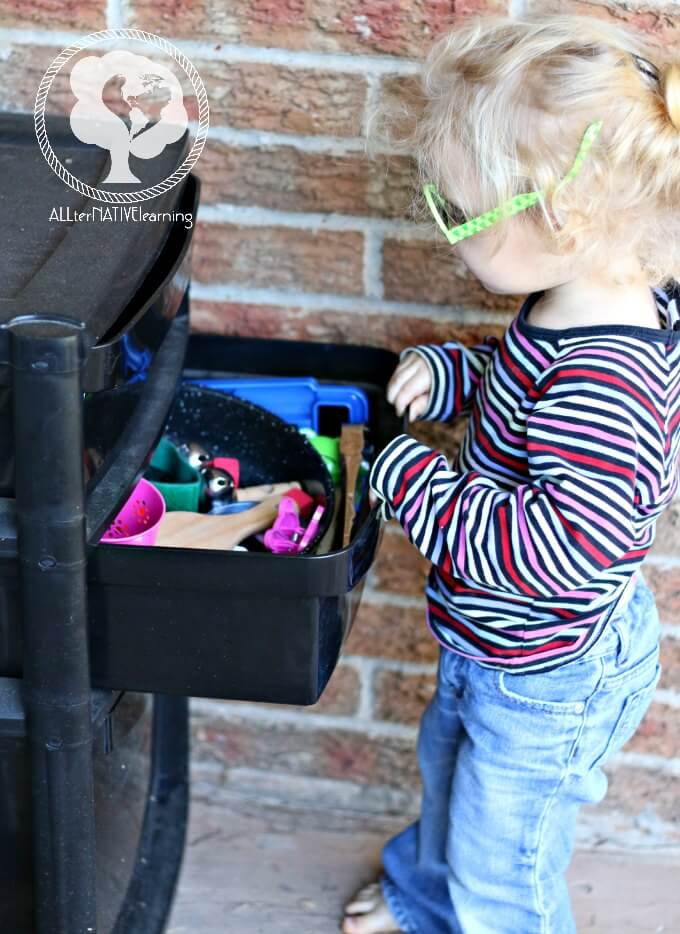 Exploration station ideas for toddlers to inspire play and creativity