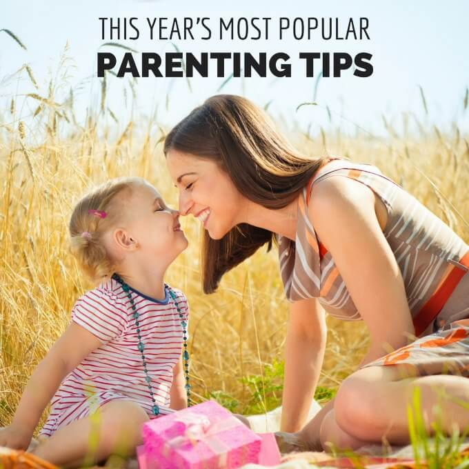Popular parenting tips and advice