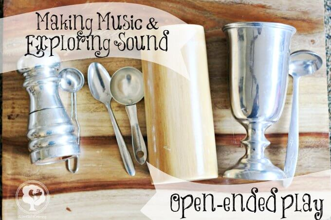 sound exploration for toddlers