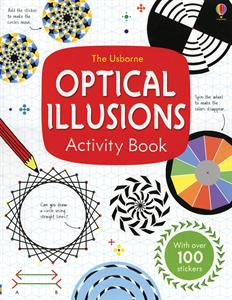 Optical Illusions book to explore patterns and math concepts