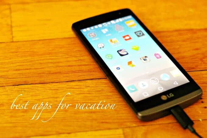Best apps for vacation with the family and kids
