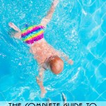 A parents' guide to taking their babies and toddlers swimming. Everything from what to teach them, to what to look for, and how to take awesome photos while there!