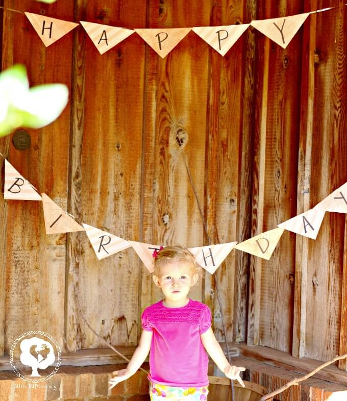 confused about birthday party invitation