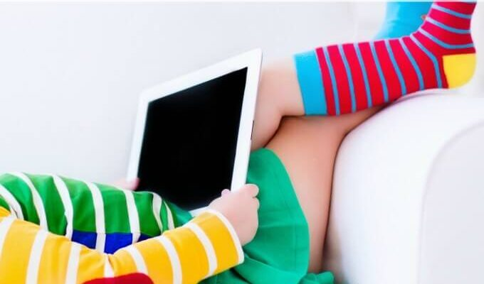 Raising kids to be tech literate but not dependent