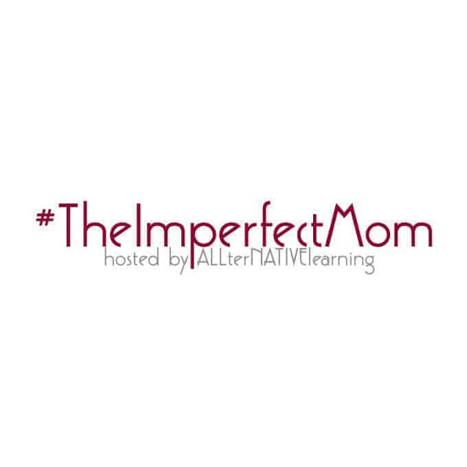 Normalizing the mundane, the typical, and the messy - #theimperfectmom