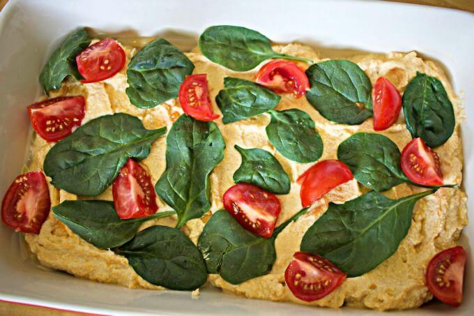 Savory butternut squash pasta sauce