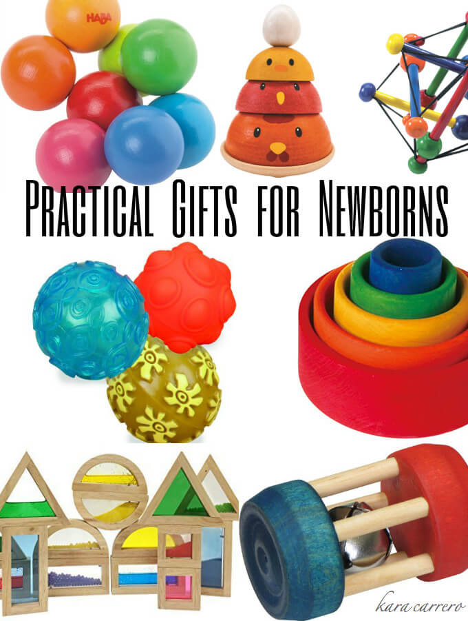 practical christmas gifts for newborns infants and babies what to buy that will